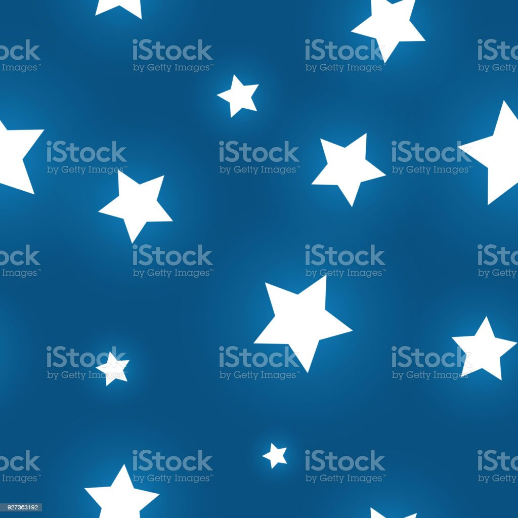 Cosmos space with stars - Royalty-free Abstract stock vector