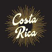 Cosra Rica Icon