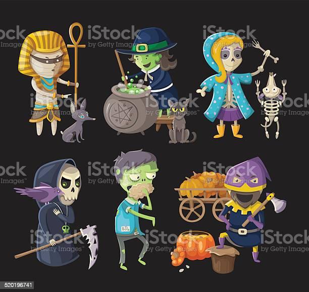 Costumes and haloween characters vector id520196741?b=1&k=6&m=520196741&s=612x612&h=bzyx88rp7vmhjqjzndmligji0iqe5xo6ewaoyn4rt30=