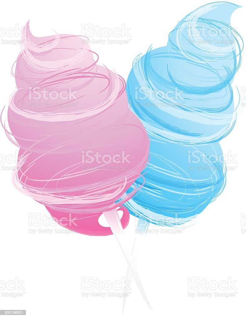 royalty free cotton candy clip art vector images illustrations rh istockphoto com cotton candy images clip art pink cotton candy clip art