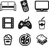 Couchpotato Icons