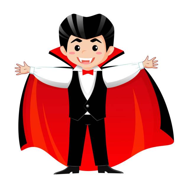 Best Vampire Cape Illustrations, Royalty-Free Vector ...