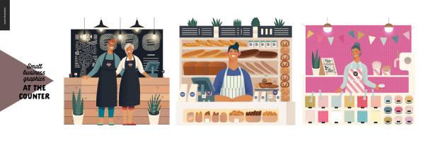 計數器 - 小型企業圖形 - small business 幅插畫檔、美工圖案、卡通及圖標