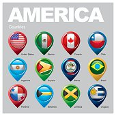 AMERICA Countries - Part TWO