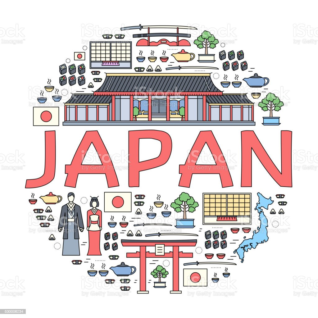 Japan guide adult