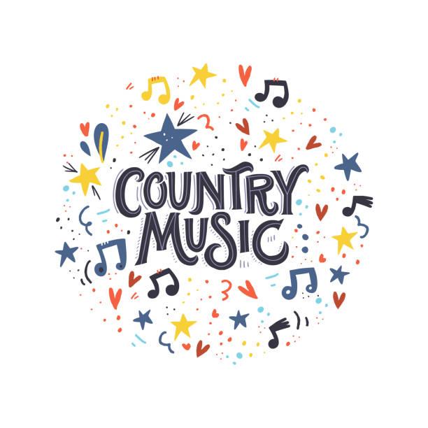 Best Nashville Music Illustrations, Royalty-Free Vector ...