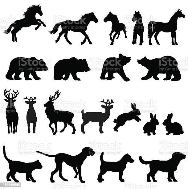 Countryside animal group silhouettes vector id165668596?b=1&k=6&m=165668596&s=612x612&h=rysdodvfdv mqck18orbl4zm8guzbp6yqnh2q zqipw=