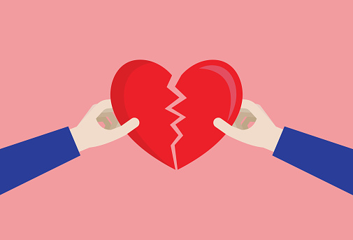 Beginnings, Bonding, Boyfriend, Breaking, Relationship Breakup, Couple - Relationship, Divorce, Relationship Breakup