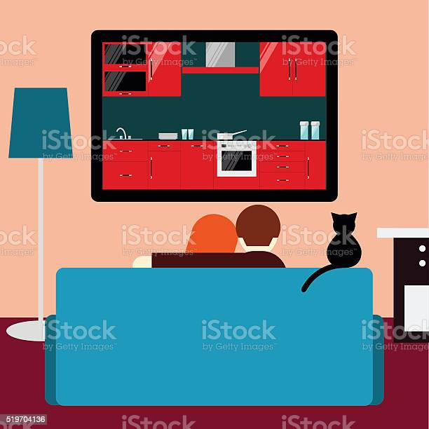 Couple and cat watching television vector id519704136?b=1&k=6&m=519704136&s=612x612&h=pasdail94b3d2hfm93l9u11zldrg5evivncxir9lgn0=