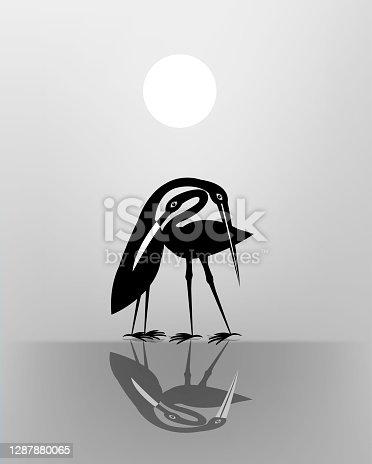istock Couple Birds , 1287880065