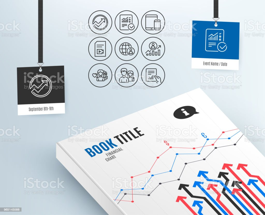 Couple, Checked calculation and Video file icons. Audit, Ð¡areer ladder and Mobile devices signs. couple checked calculation and video file icons audit Ðareer ladder and mobile devices signs - stockowe grafiki wektorowe i więcej obrazów akta royalty-free