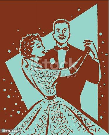 istock Couple Dancing 1328214423