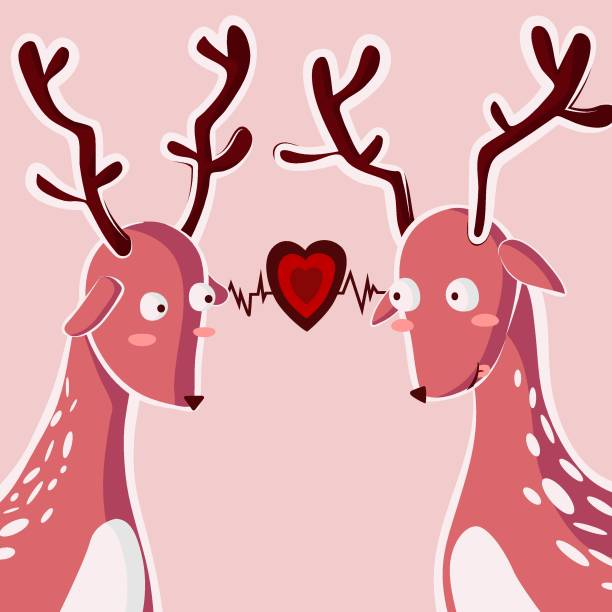 Download Animals In Love Illustrations, Royalty-Free Vector ...