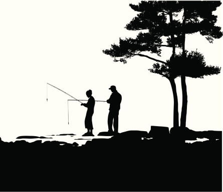 Download 2 Fisherman Clipart Vector In Ai Svg Eps Or Psd