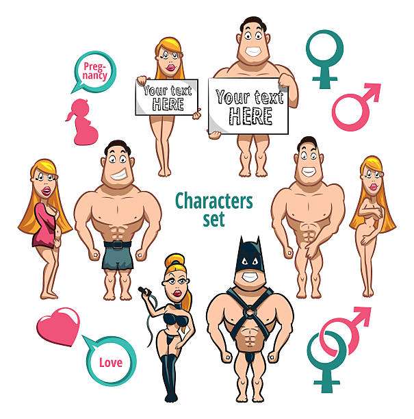 Cartoons With Nudity