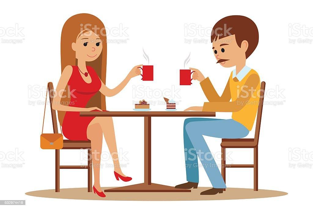 Mit frauen flirten über was reden