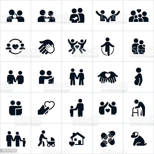 Couples and family relations icons vector id481023566?b=1&k=6&m=481023566&s=612x612&h=gniglnjfjz7mhrycwad69pg3n0pfixantlbunbzgpmu=