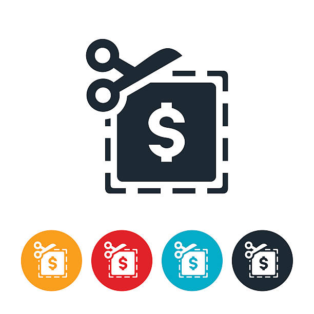 coupon icon - coupon stock illustrations, clip art, cartoons, & icons