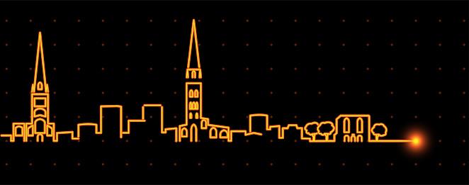 Coventry Light Streak Skyline Profile