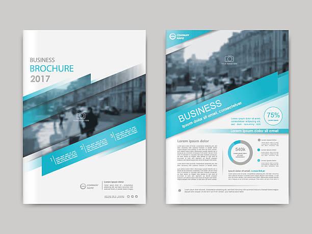 ilustrações, clipart, desenhos animados e ícones de cover design annnual report, flyer, presentation, brochure. - templates de logotipo