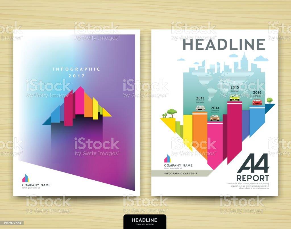 Cover design annual report magazine royalty free stock vector art - Chart Graph Magazine Magazine Cover Rainbow Cover Design Annual Report Chart Design Royalty Free Stock Vector Art