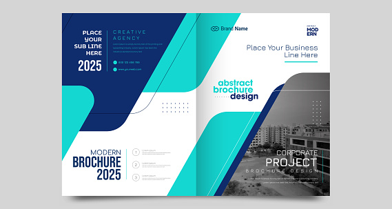 Cover design template corporate business annual report brochure poster company profile catalog magazine flyer booklet leaflet.