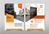 Abstract triangle polygon design on background.Brochure template layout,cover design,annual report,magazine,leaflet,presentation background,flyer design.and booklet in A4 with Vector Illustration.