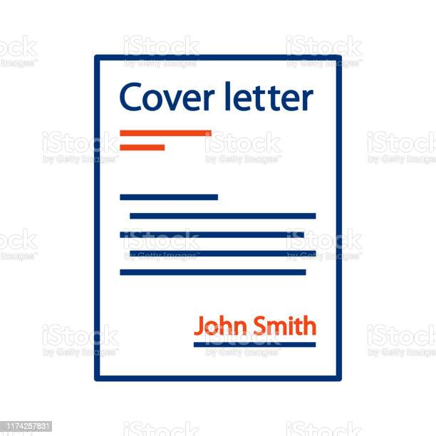 cover letter paper color