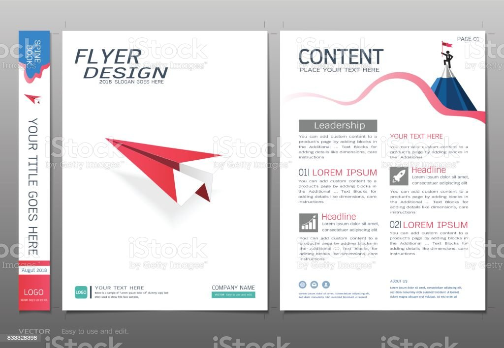 Covers book design template vector, Business startup concept, Use for brochure, annual report, flyer - leafle, magazine, poster, corporate presentation, portfolio, banner, website vector art illustration