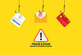 istock Covid-19 fraud and scam alert 1219417304