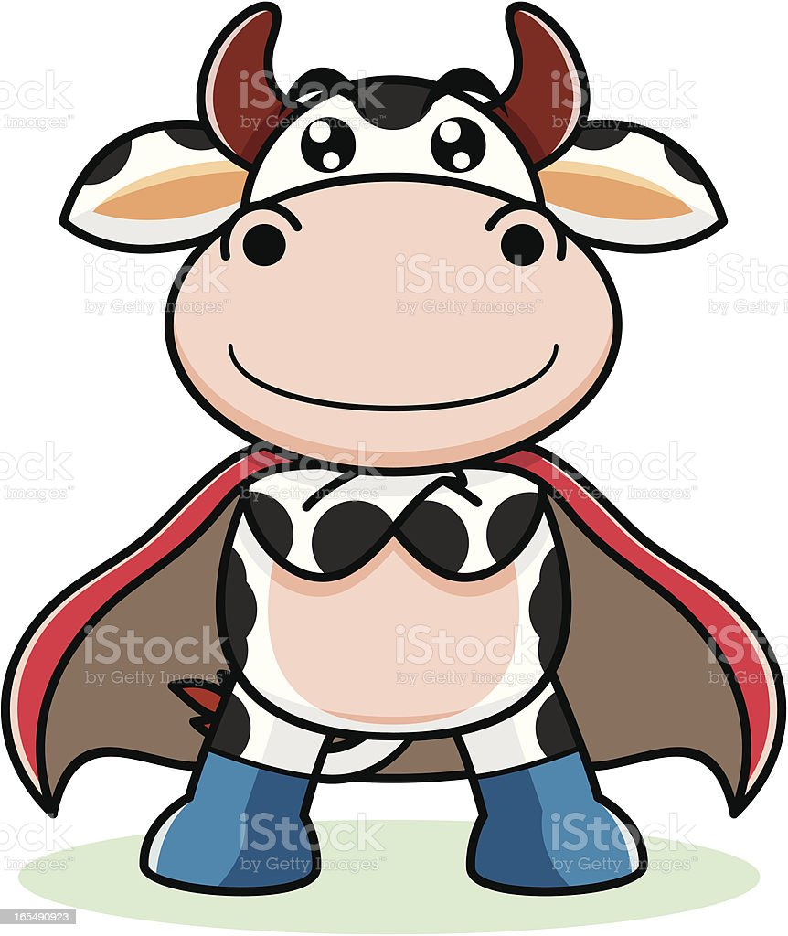 cow cartoon stock vector art 165490923 istock