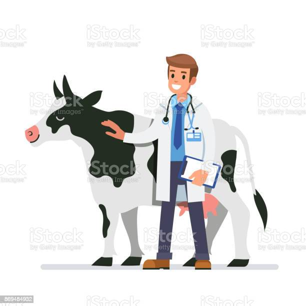 Cow veterinarian vector id869484932?b=1&k=6&m=869484932&s=612x612&h=oucnphtbmuarj19 sje6octjigfzcnstaif7mebiijo=