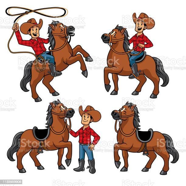 Cowboy and the horse set vector id1133959906?b=1&k=6&m=1133959906&s=612x612&h=leywtx8vvxhtjag4rcx ild2jkic3qnsmhlm 7mzhwa=
