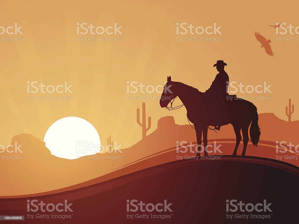 Cowboy Background