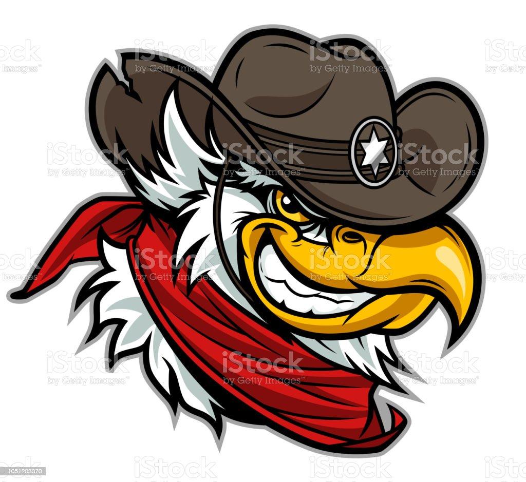 Cowboy eagle