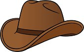 Cowboy Hat Cartoon