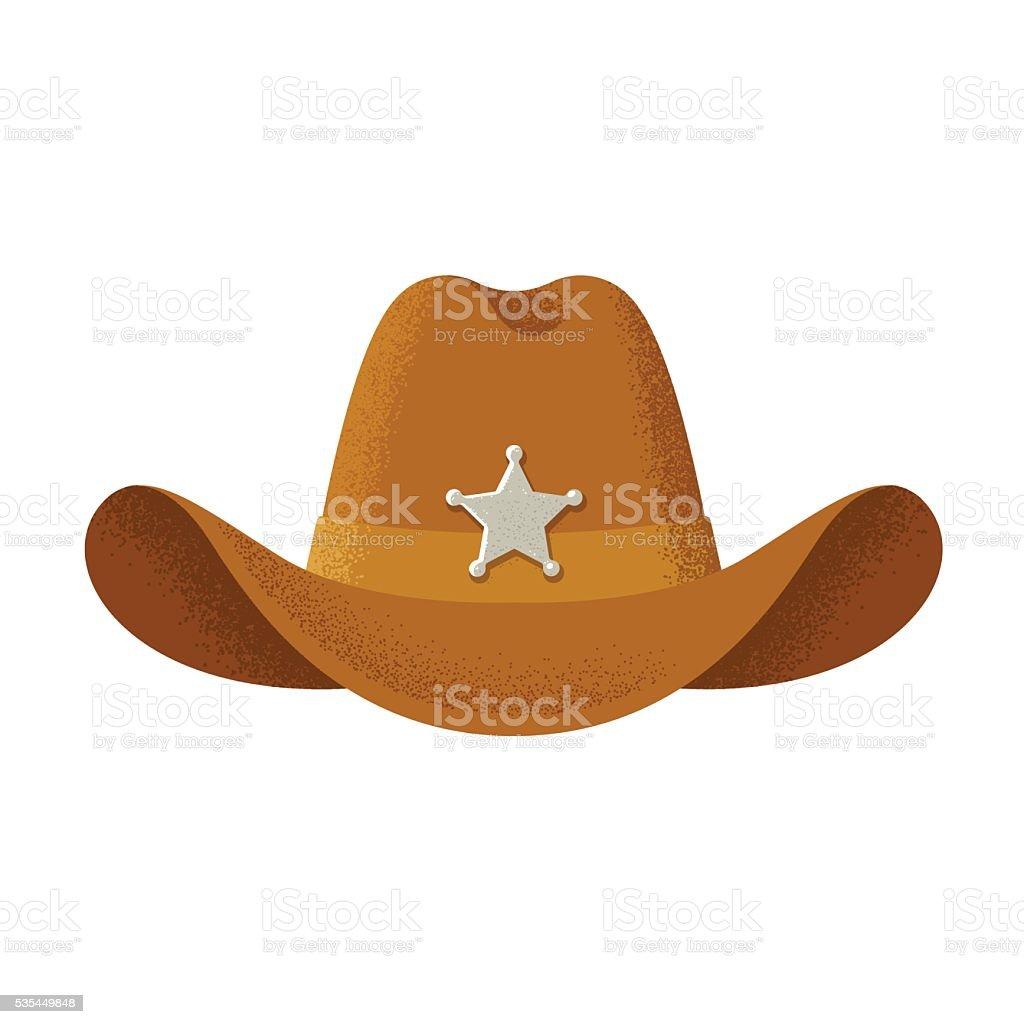 Ilustração de Chapéu de Vaqueiro ilustração de chapéu de vaqueiro - arte  vetorial de stock e 2dff31c3dde