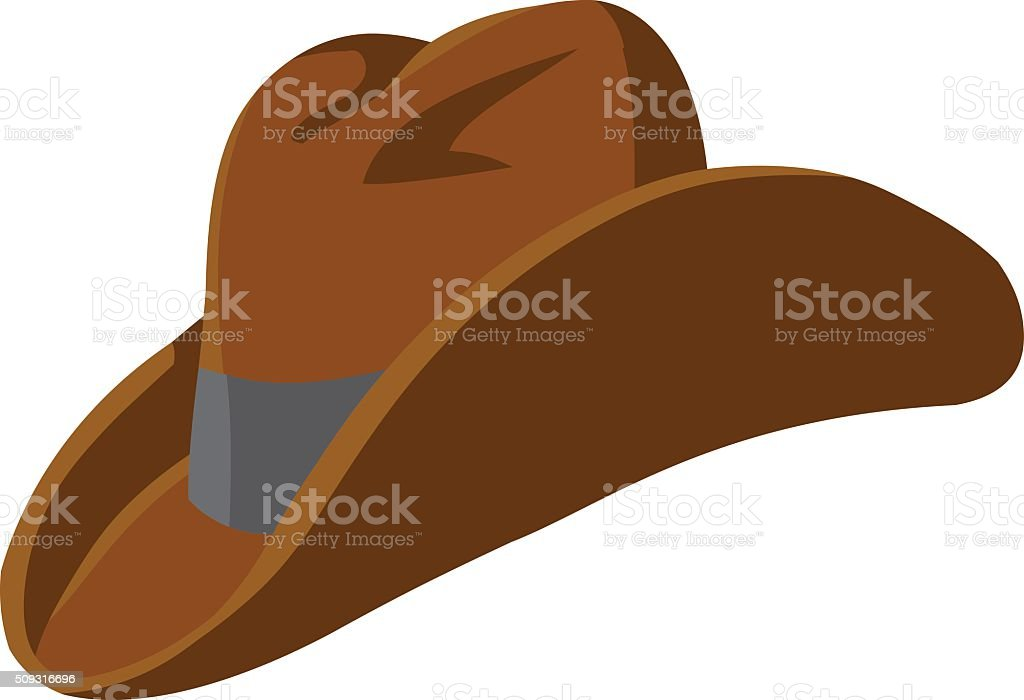 royalty free cowboy hat clip art vector images illustrations istock rh istockphoto com cowgirl hat clipart