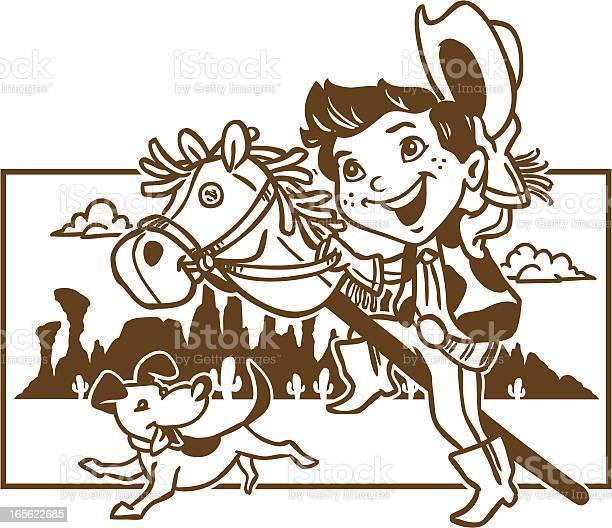 Cowboy kid coloring page vector id165622685?b=1&k=6&m=165622685&s=612x612&h=tgo8hvohn8ftjnitnmocfvhgo7ztsmvip4xliejgqlo=