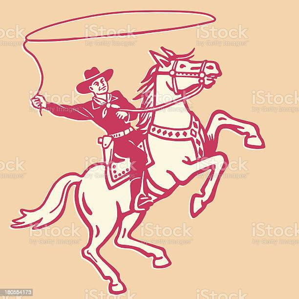 Cowboy throwing lasso on a horse vector id180554173?b=1&k=6&m=180554173&s=612x612&h=cxsdlvxo5mxkrginq8oiwoc7slodr6axea0w51npw5m=