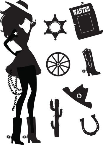 Cowgirl Set