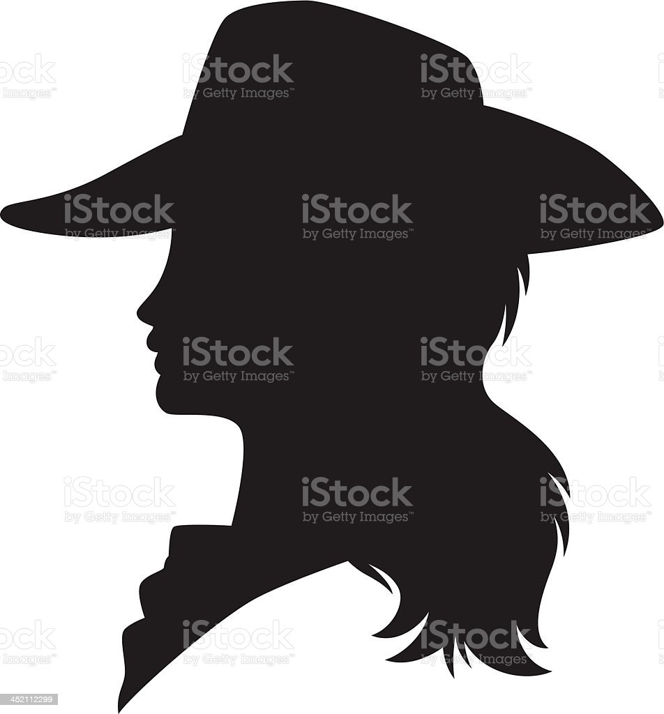 cowgirl clip art, vector images & illustrations - istock