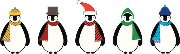Cozy Penguins