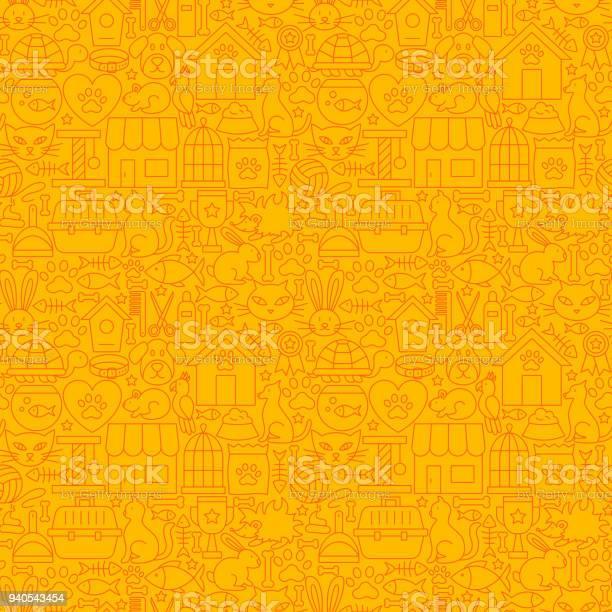 Cpet shop line seamless pattern vector id940543454?b=1&k=6&m=940543454&s=612x612&h=xqtukq9odgsstl  ftm5xwk3hlqhu bm 7yezkvan3w=