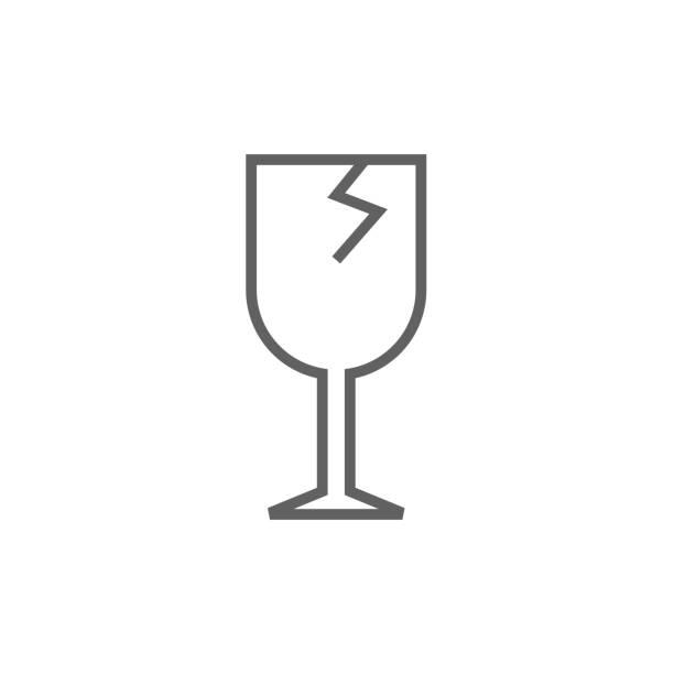 Wine & Art – Broken Glass, Intact Content – September 2012 ...   Broken Wine Glass Painting