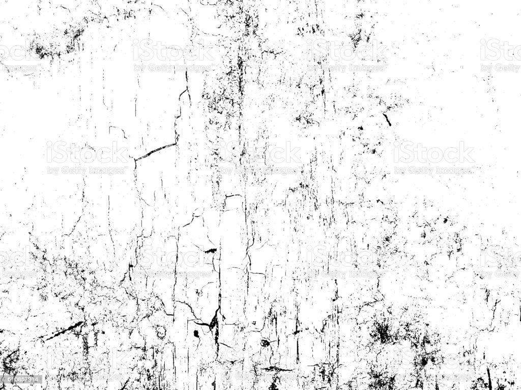 Cracks texture overlay. Vector background royalty-free cracks texture overlay vector background stock illustration - download image now