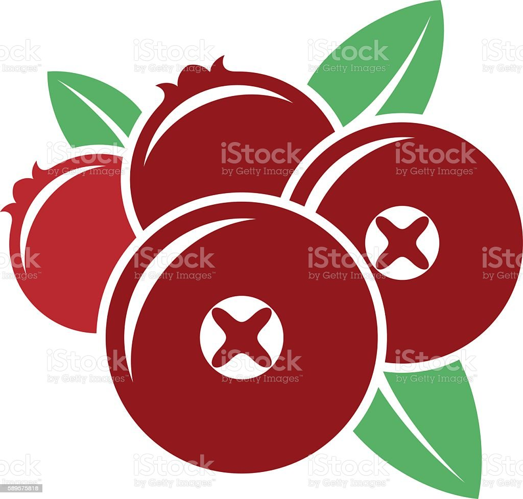 royalty free cranberry clip art vector images illustrations istock rh istockphoto com cranberry vine clip art cranberry clipart black and white
