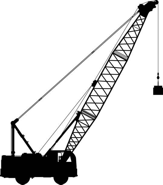 Royalty Free Crane Operator Clip Art, Vector Images