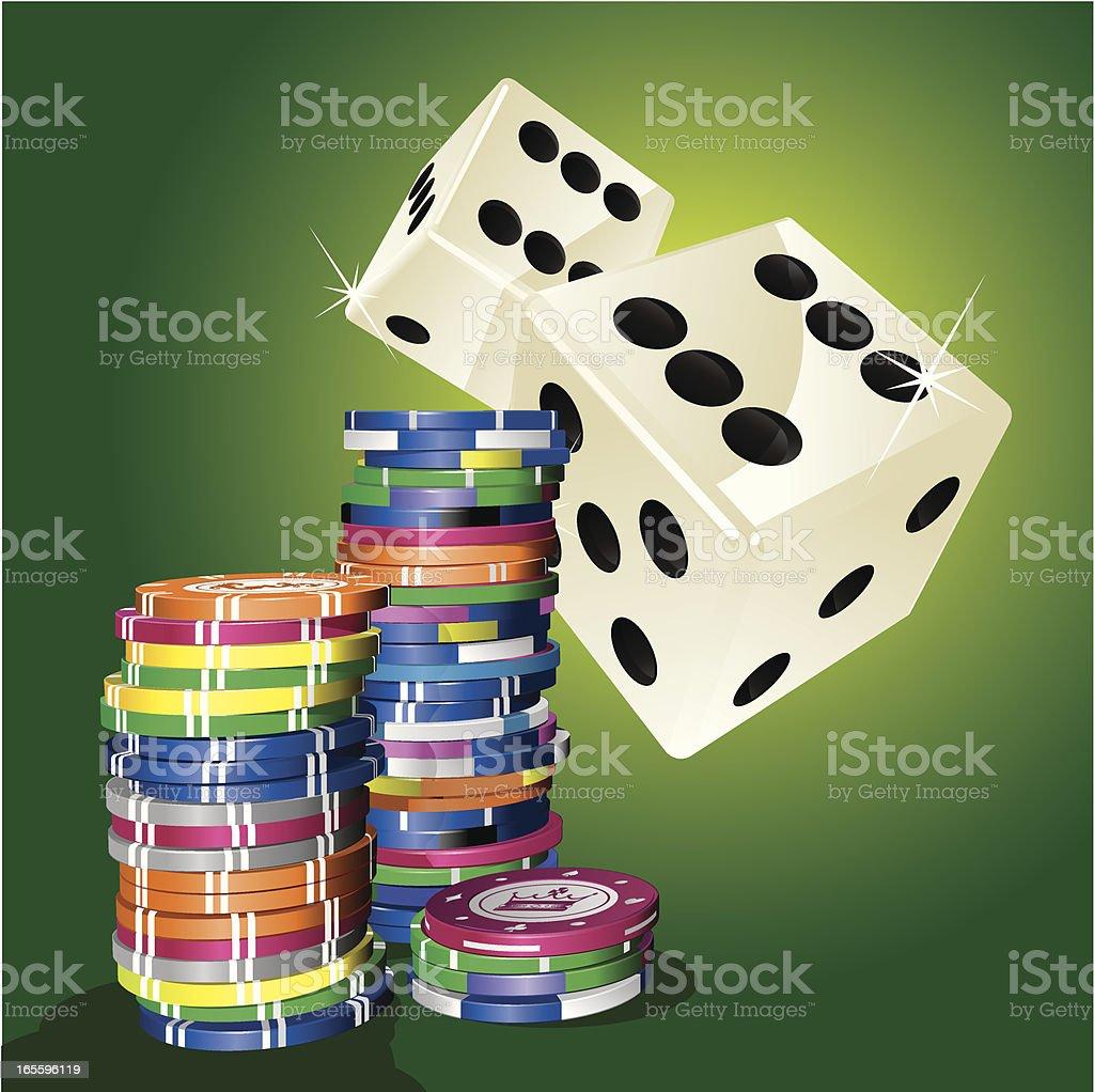 Craps gambling royalty-free craps gambling stock vector art & more images of casino