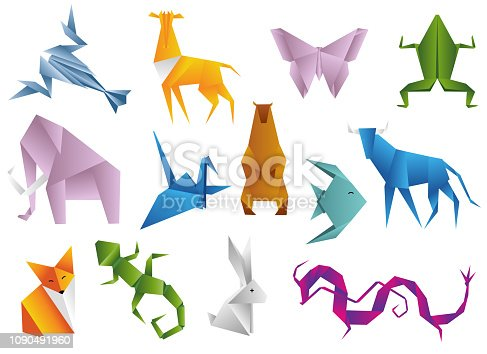 5 Cute and Easy Origami for Kids - Creative Green | 354x487